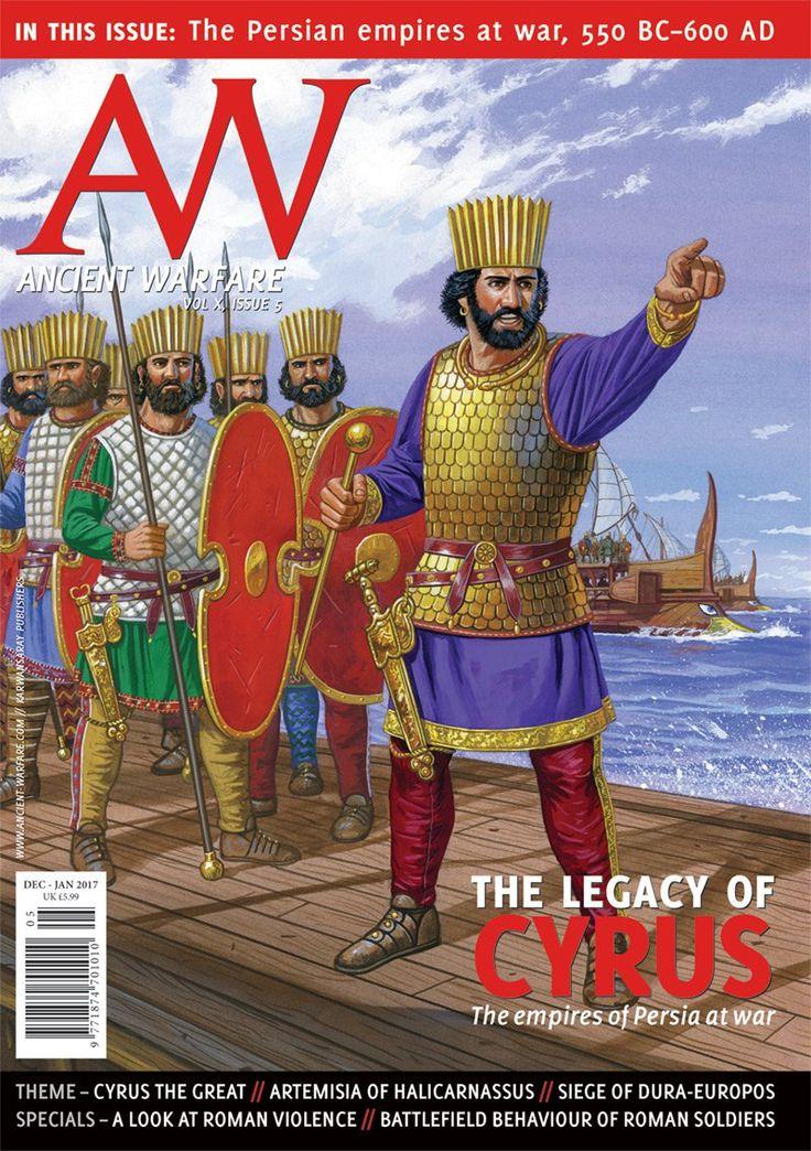 The empires of Persia at war