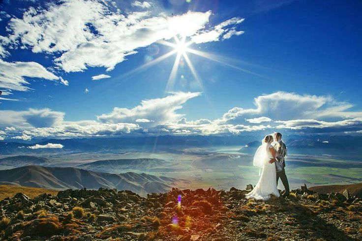 Wedding in New Zealand