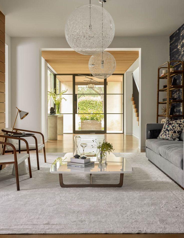 SHM Architects | Radbrook Pl | Living Space | Living Room | Natural Light