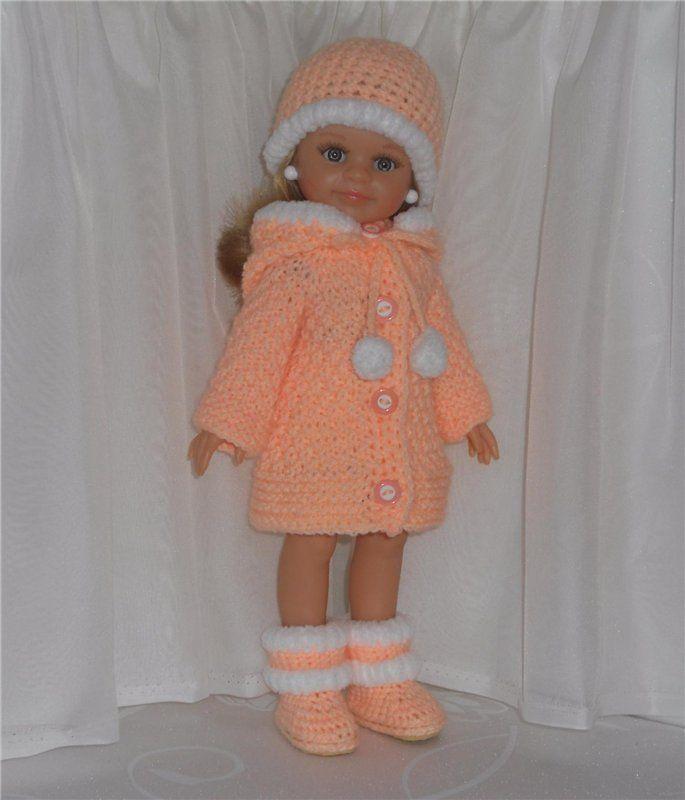 """Комплект """"Жемчужный"""" для Паолок / Одежда для кукол / Шопик. Продать купить куклу…"""