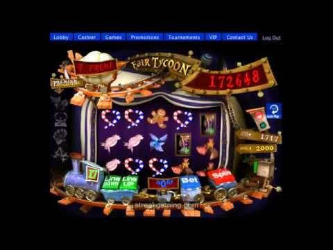 Fair Tycoon Video Slot