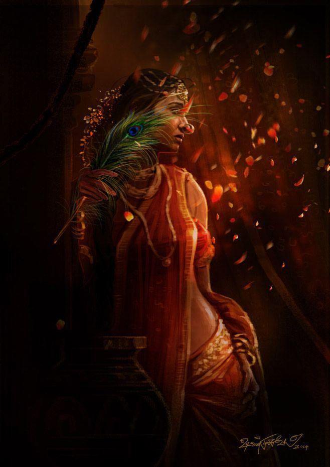 Samsung Galaxy S9 Hd Wallpaper 249 Imgtopic India Art Indian Paintings Krishna Art