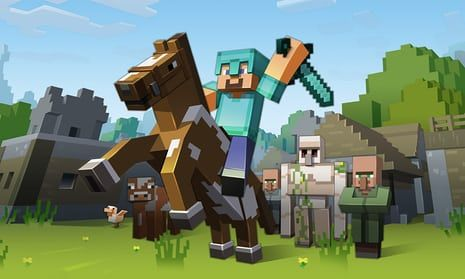 For this year's Hour of Code event, Microsoft has launched a free online coding tutorial based on Minecraft, for children aged 6 and older.