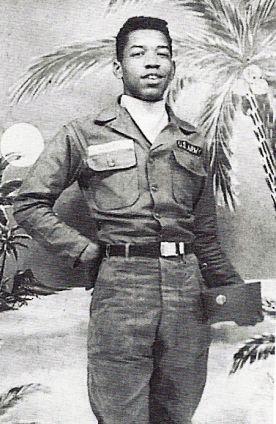 Jimi Hendrix in the Army