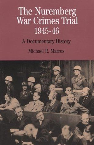 a history of the nuremberg trials the first international war crimes trials Via historycom twenty-four high-ranking nazis go on trial in nuremberg, germany, for atrocities committed during world war ii the nuremberg trials were conducted by an international tribunal made up of representatives from the united states, the soviet union, france, and great britain it was the first trial of its kind in history, and the.