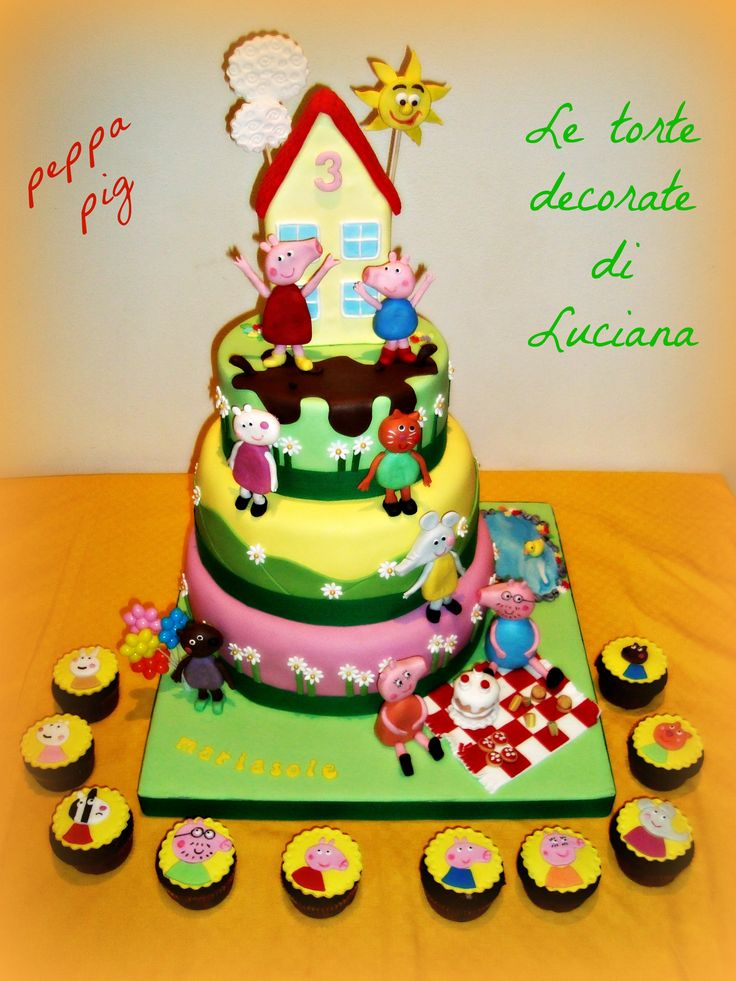 le torte decorate di luciana facebook