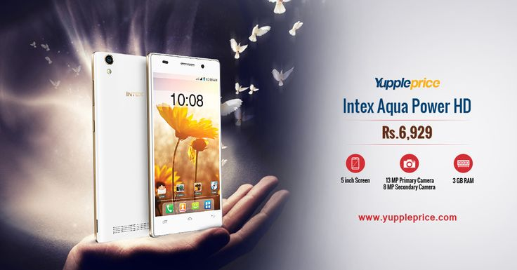 31% OFF on Intex Aqua Power HD (Unboxed) | 12.7 cm Screen in Rs.6,929/-