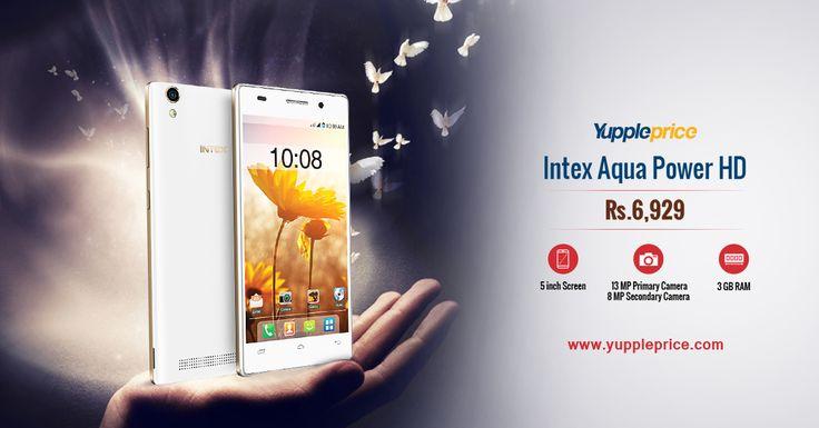 31% OFF on Intex Aqua Power HD (Unboxed)   12.7 cm Screen in Rs.6,929/-