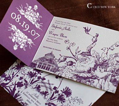 Beautiful Corettau0027s Elegant Events: Insanely Expensive But GORGEOUS Couture Wedding  Invitations    Ceci New York