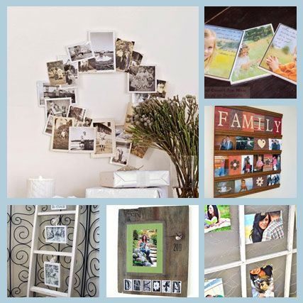 78 Best Ideas About Photo Displays On Pinterest | Display, Frames