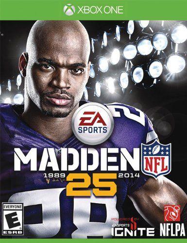 Madden NFL 25 - Xbox One    #25To50, #Madden, #Xbox