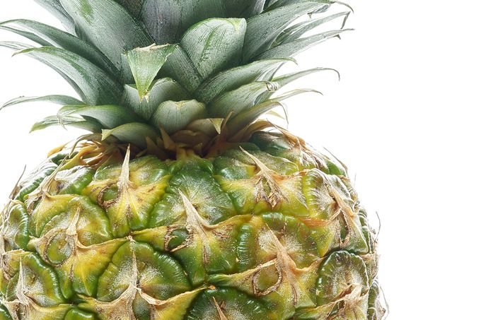 Ananas isolated by Supertrooper on @creativemarket