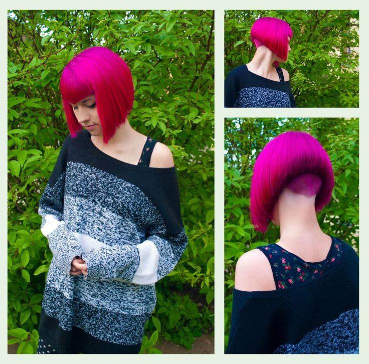 hair: Viktorija Shamanas (me)