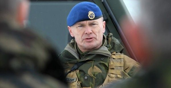 "Norwegian Army Chief: Europe Will Have to ""Fight"" to Preserve Its Values Posted on February 3, 2016---- European citizens can ""no longer expect to live in peace and security without defending themselves""--Norwegian Army Chief Odin Johannessen warns that European countries must be ready and willing to fight against radical Islam in order to preserve the values that unite the continent."