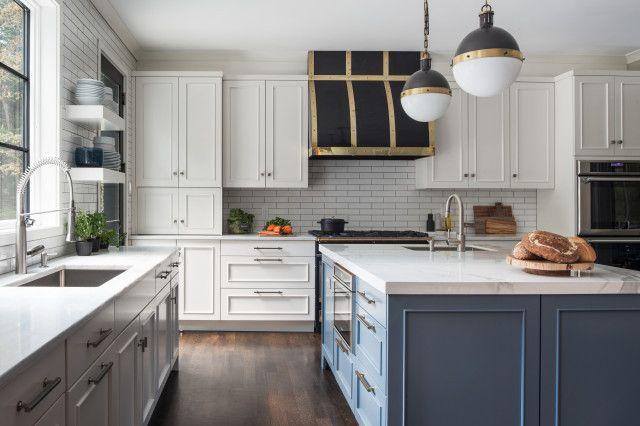 Kitchen Lane Design Build Farmhouse Kitchen Design Grey Blue Kitchen Blue Gray Kitchen Cabinets
