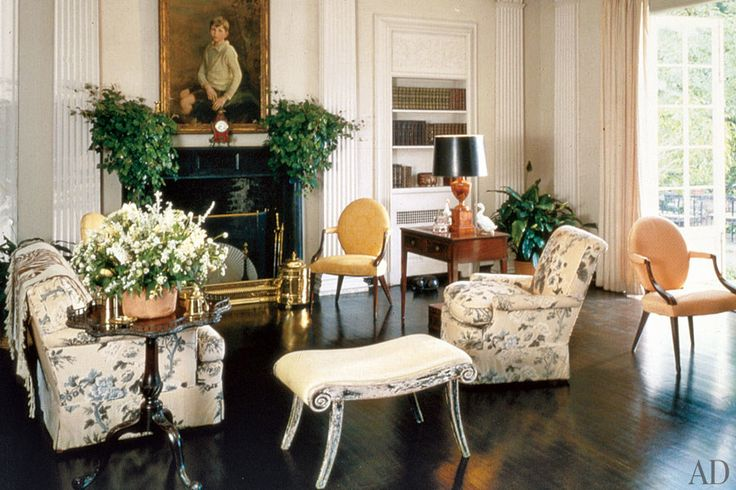 Honoring Albert Hadley | Architectural Digest