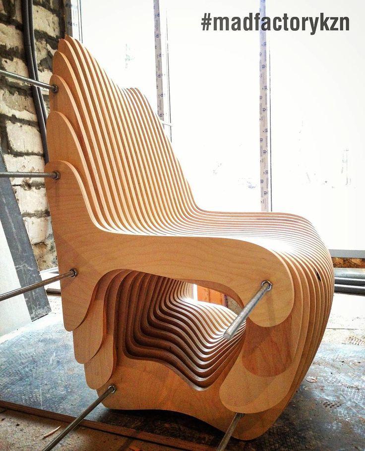 И ещё одно фото параметрического кресла теперь вид сбоку. One more photo of…