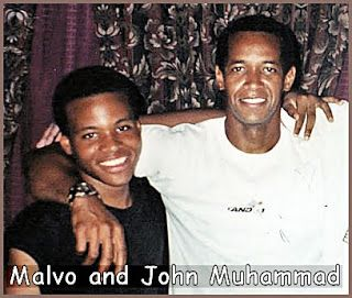 John Allen Muhammad (December 31, 1960 – November 10, 2009) was an American convicted murderer from Baton Rouge, Louisiana. He, along with his seventeen-year-old partner, Lee Boyd Malvo, carried out the Beltway sniper attacks of October 2002, killing at least 10 people.
