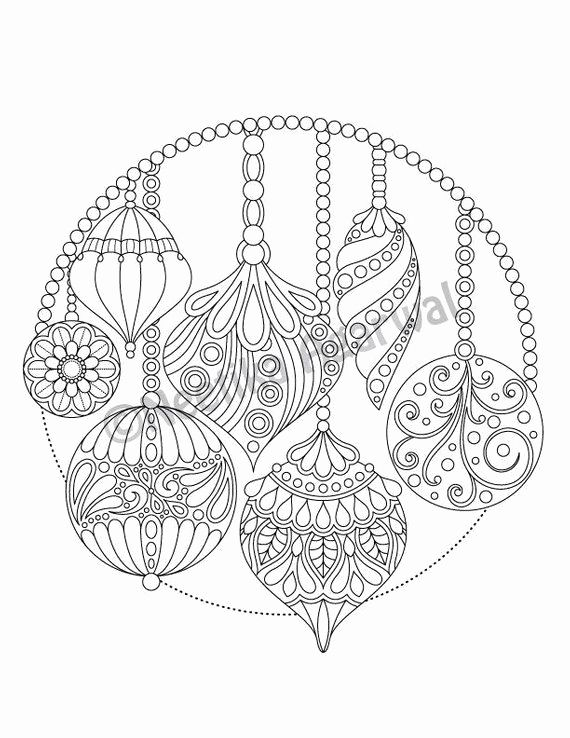 Christmas Holiday Printable Coloring Pages Fresh Christmas Hanging Orn Printable Christmas Coloring Pages Christmas Tree Coloring Page Christmas Coloring Pages