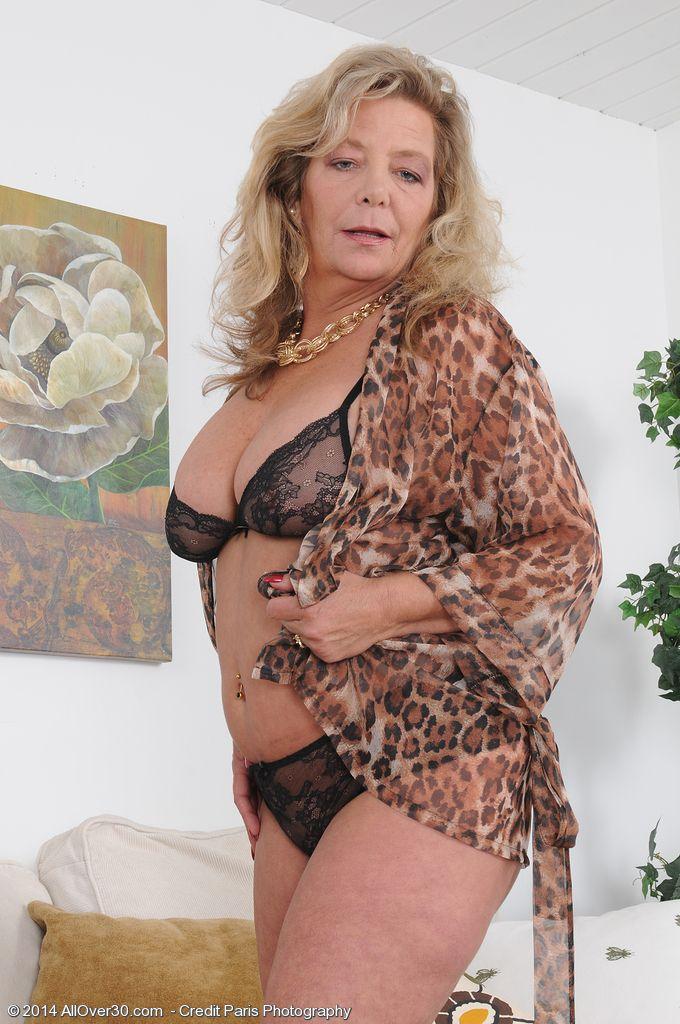 Granny annie mature film star
