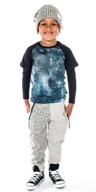 T-shirt k/æ - Wolf02