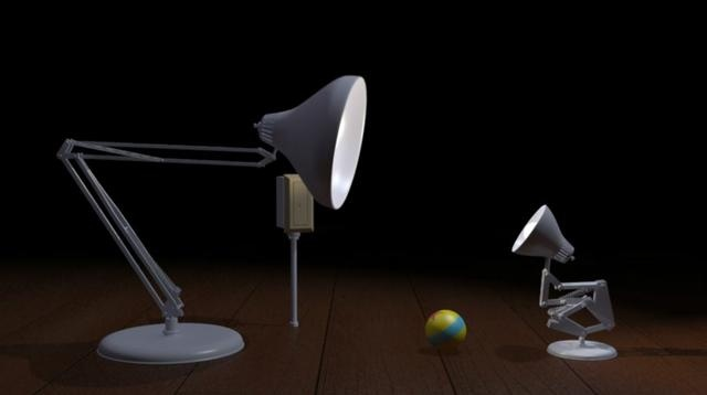 2 lamps animation