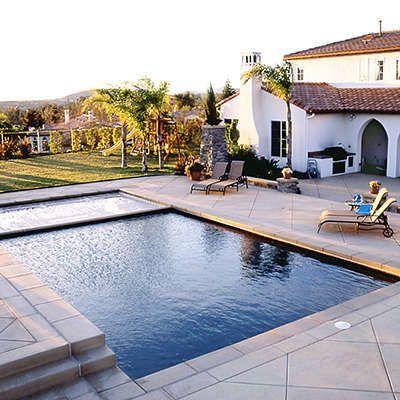 Swimming Pool Advice 183 best pools: bob vila's picks images on pinterest |  indoor