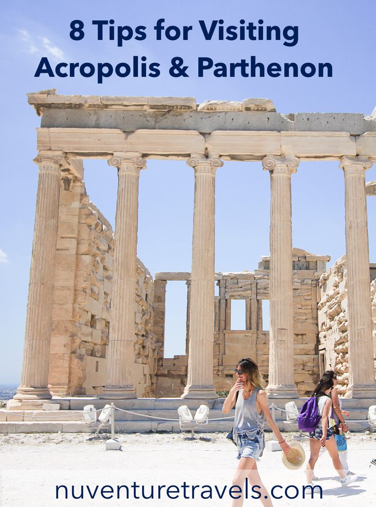 Read 8 Tips for Visiting the Acropolis and Parthenon Before You Go. These Are Tips I Wish I'd Known for my Visit. From NuventureTravels.com at http://nuventuretravels.com/blog/8-tips-for-visiting-the-parthenon-acropolis-8-things-i-wish-id-known-before-going