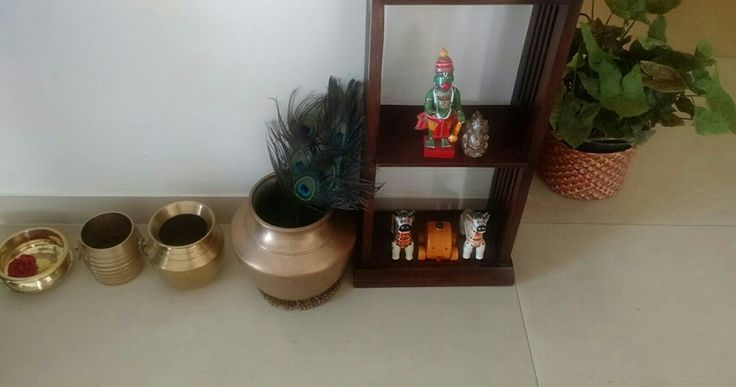 Brass and wood in combination!..amalgamation of colours...