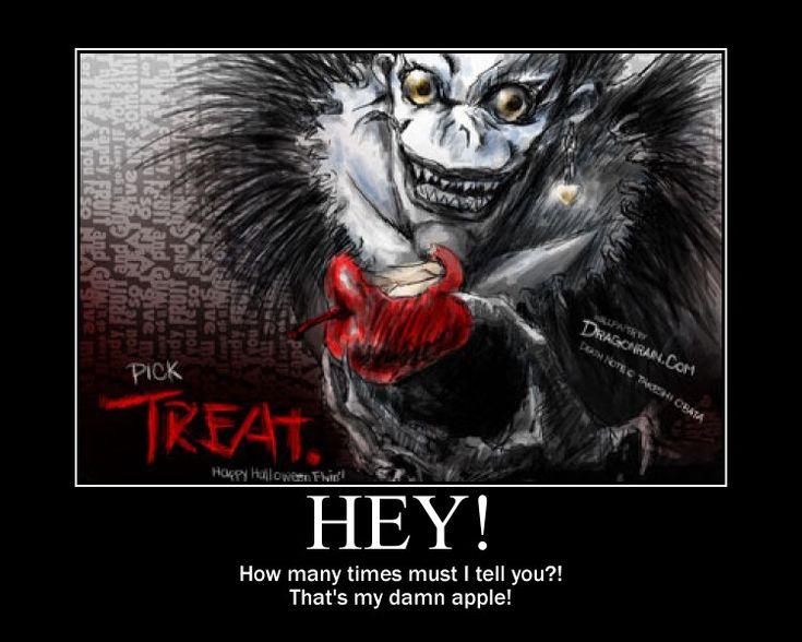 82 best Ryuk (Death Note) images on Pinterest
