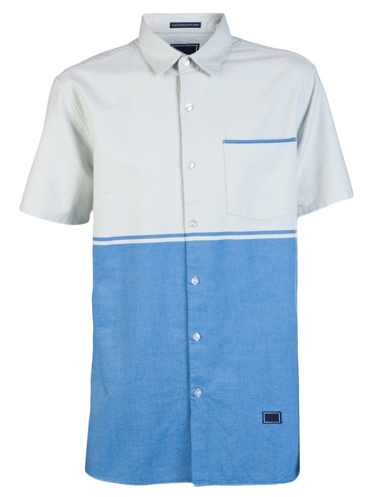 Freshjive for the car  guyToned Lights Blue, 50 S Inspiration, 50 S Hip, Sleeve Buttons, Men Fashion, Shorts Sleeve, Colors Block, Cars Guys, Man Shorts