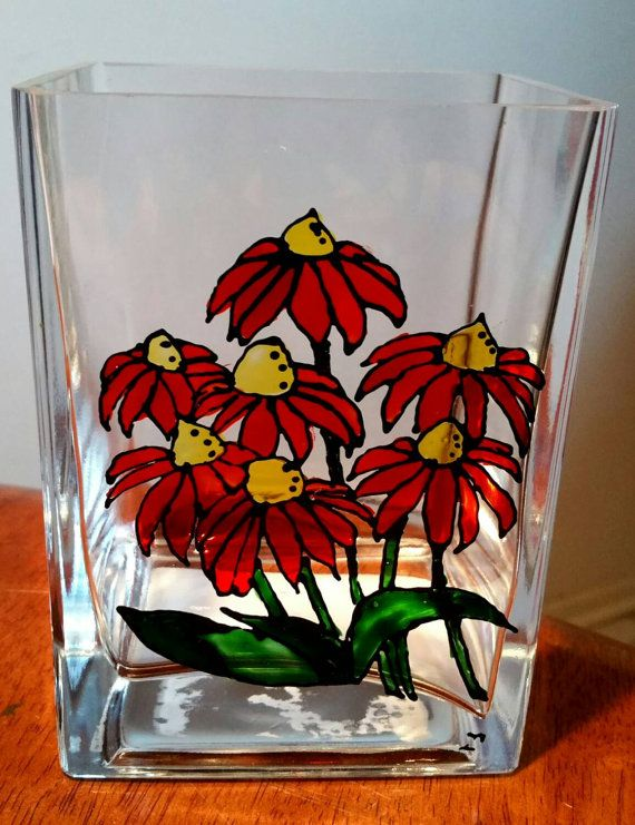 56 best Peinture sur verre images on Pinterest Painting on glass