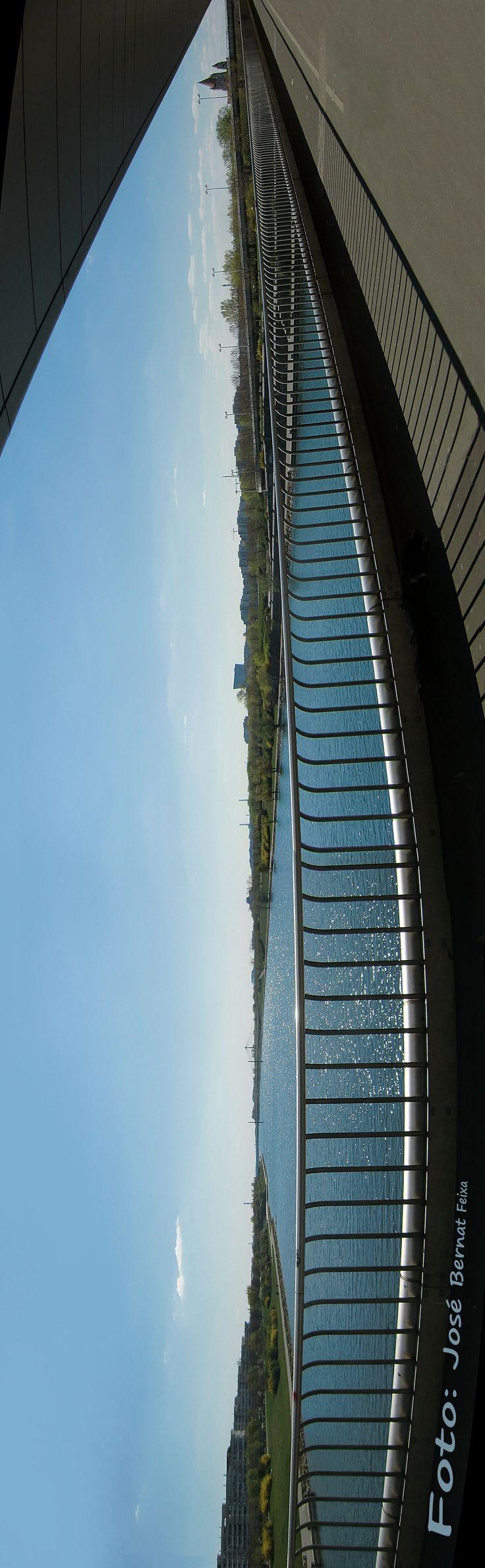 Brug over de Donau, Wenen