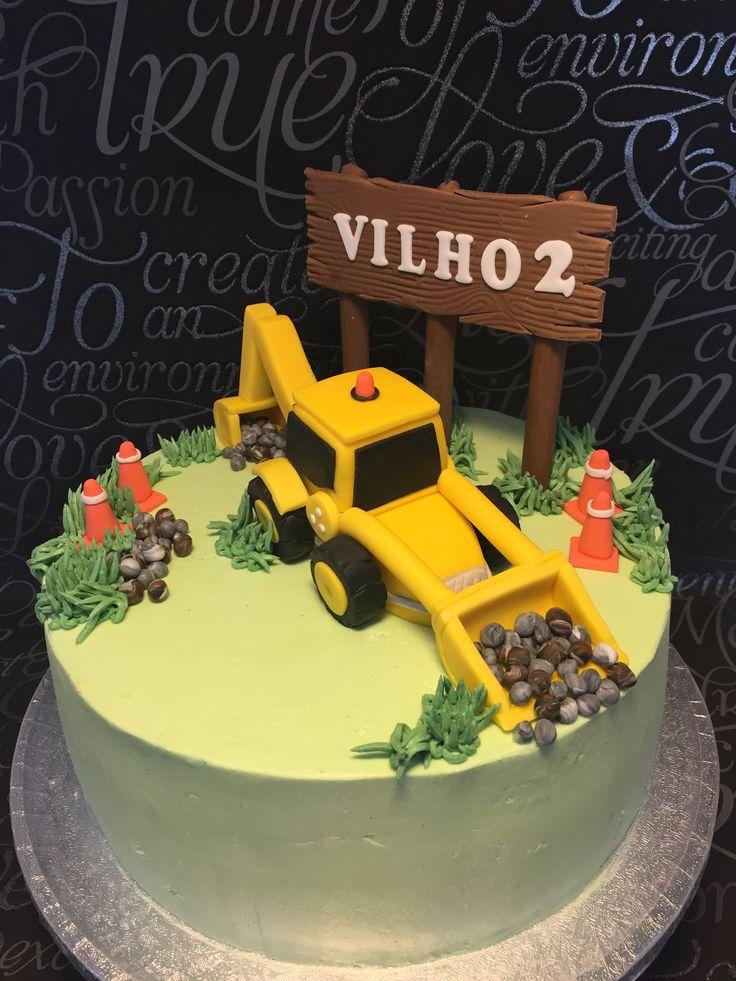 Traktorcake