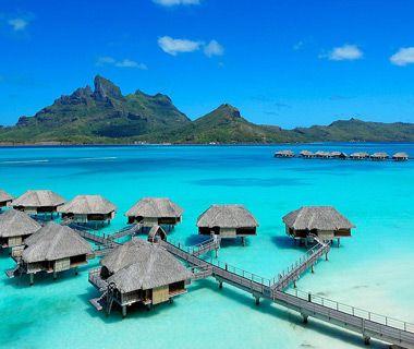 World's Best Hotels: Four Seasons Resort Bora Bora