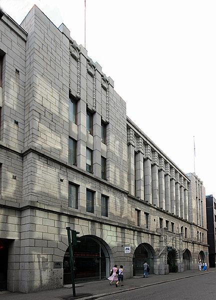 Helsinki Stock Exchange.