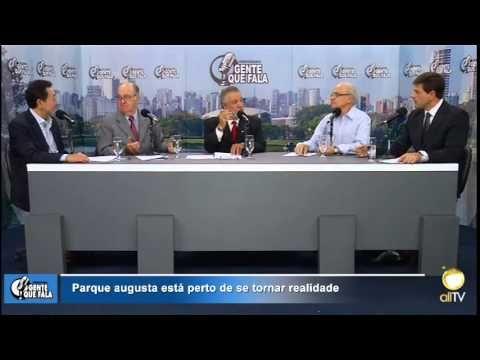 """O presidente da Confederação Nacional dos Servidores Públicos (CNSP), Antonio Tuccilio, participou do programa """"Gente que Fala"""" desta segunda, dia 2 de março de 2015."""
