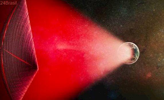 Ondas de rádio podem vir de viagens espaciais alienígenas, dizem cientistas