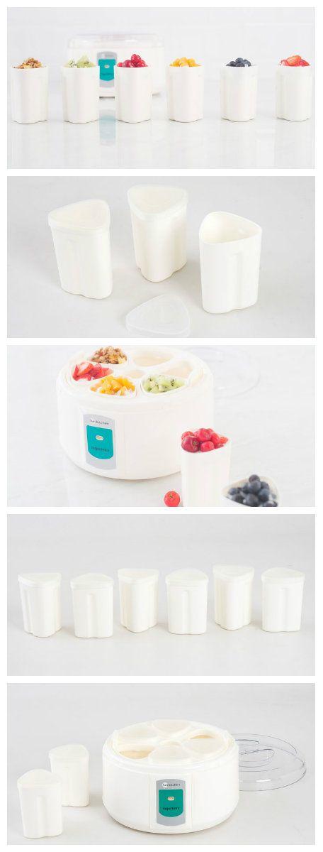 Iogurteira para preparar sobremesas saudáveis e deliciosas, com a qualidade Fun Kitchen. Aproveite a promoção >>> www.ofertasnodia.com <<<