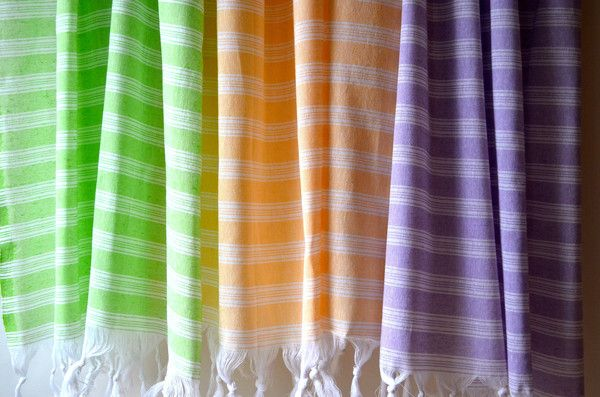 Ultralight Pestemal Bath Towel
