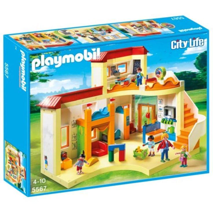 """Die KiTA """"Sonnenschein"""" enthält eine Puppenküche, eine Bau- und Kuschelecke, einen Kletterturm und eine Küche und Sanitärbereich."""