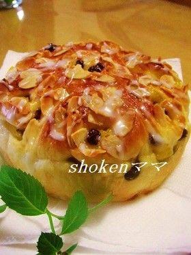 缶詰Deパイナップルパン