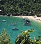 Pousadas na Ilha do Mel