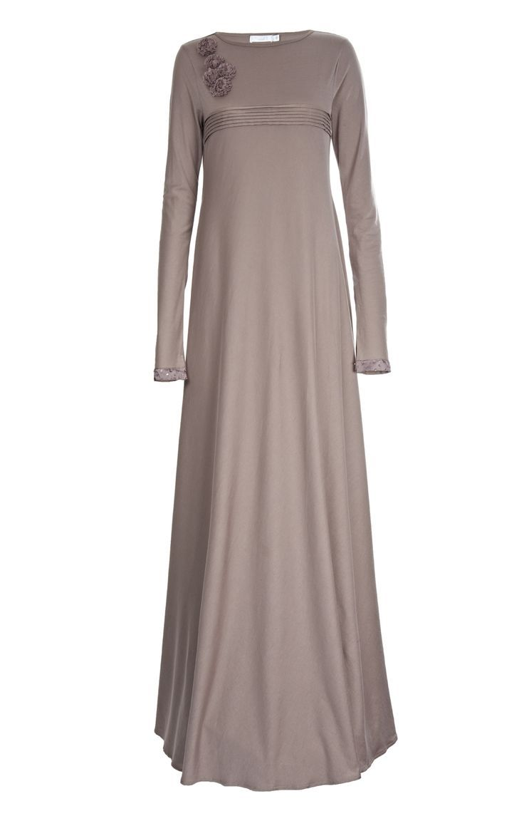 Hijab Fashion 2016/2017: Aab UK Ornella Abaya  Pinky Lilac : Standard view  Hijab Fashion 2016/2017: Sélection de looks tendances spécial voilées Look Descreption Aab UK Ornella Abaya - Pinky Lilac : Standard view