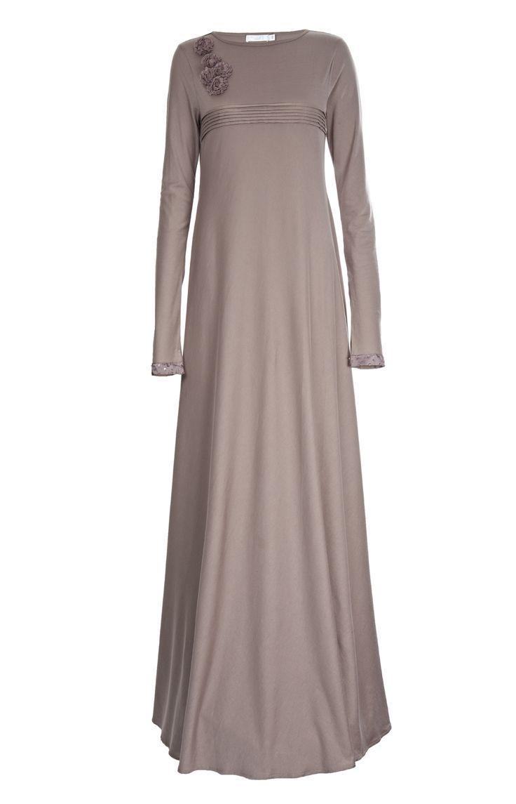 Hijab Fashion 2016/2017: Aab UK Ornella Abaya  Pinky Lilac : Standard view