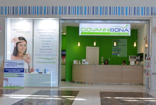 Giovanni Bona Clinica Dentale di Catania (CT) - apertura 18 giugno 2011