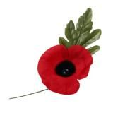 What kind of holiday is Remembrance Day in Canada?: The poppy serves as a symbol of remembrance for those who died defending their country or in the name of peace.