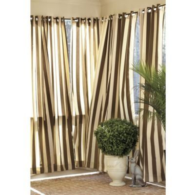 7 Best Images About Outdoor Curtains On Pinterest Copper
