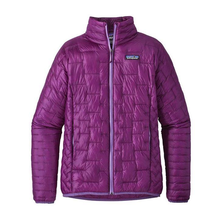 W's Micro Puff® Jacket, Ikat Purple (IKP)