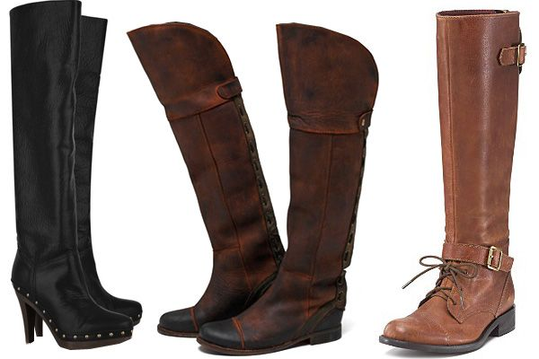 Those boots in the middle!